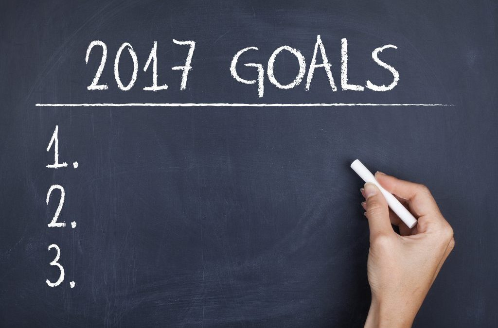 My 2017 goals and aspirations