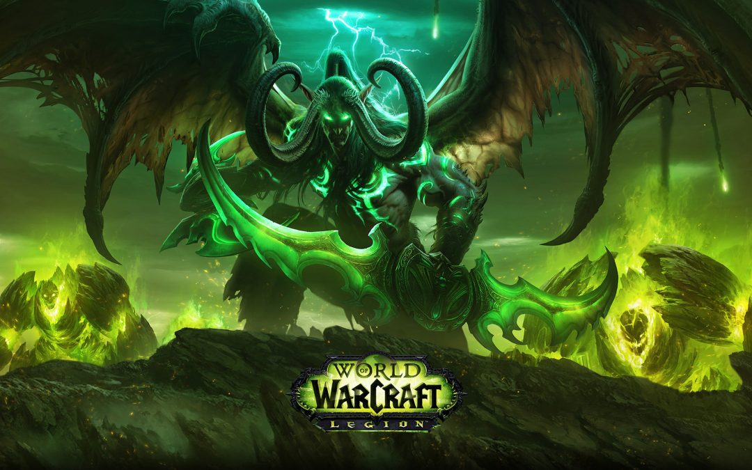 What World of Warcraft's Illidan Stormrage taught me about being prepared