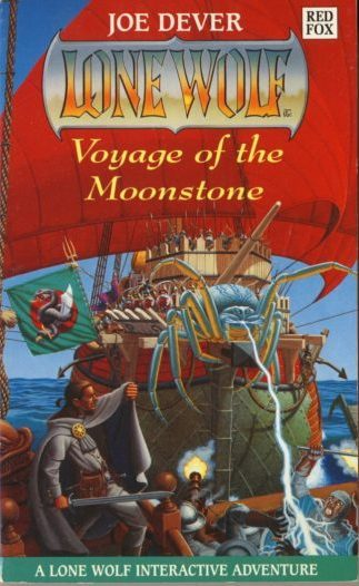 Lone Wolf 21 - Voyage of the Moonstone