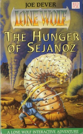 Lone Wolf 28 - The Hunger of Sejanoz