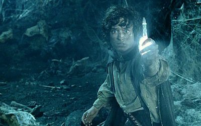 Tolkien lesson for today – a light in dark places