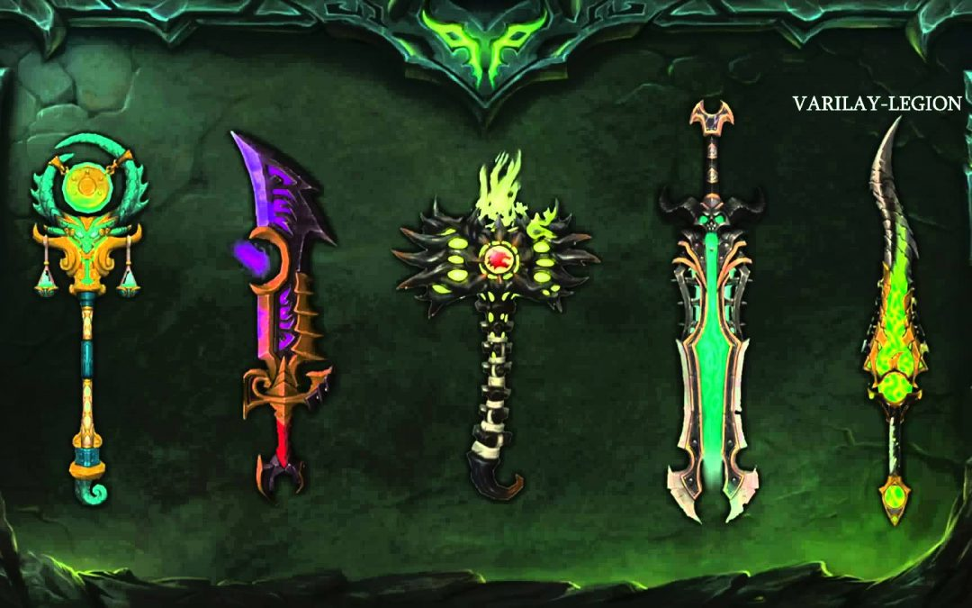 The confusing quest and story of World of Warcraft's Legion