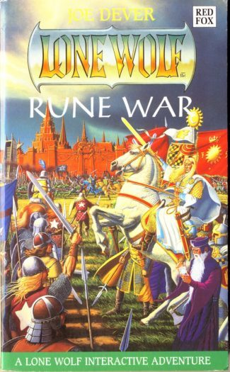 Lone Wolf 24 - Rune War