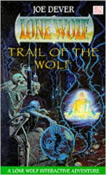 Lone Wolf 25 - Trail of the Wolf