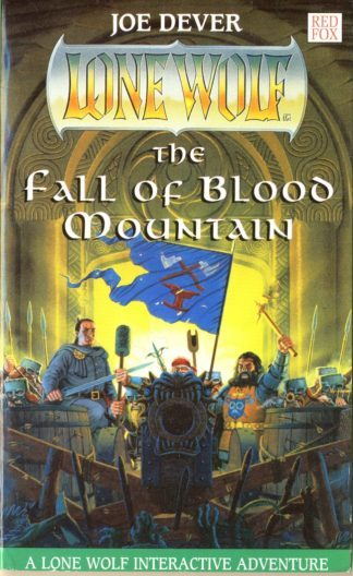 Lone Wolf 26 - The Fall of Blood Mountain