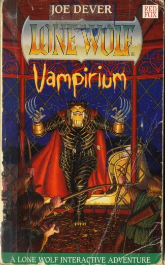 Lone Wolf 27 - Vampirium