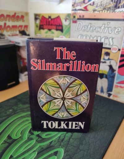 The Silmarillion - 1st UK Print
